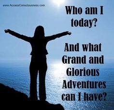 """Every time you tell people the story of your life, you are inventing it. What if you were like Drew Barrymore in 50 First Dates? What if you woke up and asked """"Who am I, and what grand and glorious adventures will I have today?  www.AccessConsciousness.com"""