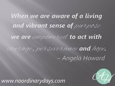 Are You Empowered Today?   Angela Howard