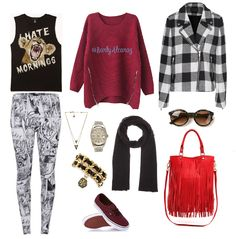 #tshirt #Forever21 #legging #AlexanderMcQueen #jacket #AmericanRetro #shoe #Vans #sunglasses #thierryLasry #bag #BLow #ILoveIt #outfit #OOTD #outfitoftheday #look #OFTD #lookoftheday #fashion #fashionista #fashionstyle #style #mode #moda #vogue #sweet #love #sexy