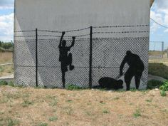 Street Art United States Artist: Chekos