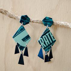 BEERrings up-cycled earrings with Emma Grace — The Windsor Workshop - Creative Space - Workshops and Events Teaching Skills, Windsor, Workshop, Jewels, Drop Earrings, Creative, Atelier, Jewelery, Gem