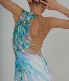 Фотографии Купальники для Художественной гимнастики