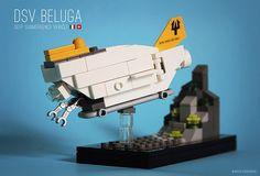 Lego Beluga