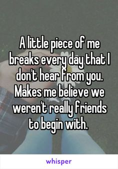 153 Best Broken Friendship </3 images | Broken friendship ...