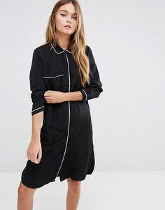 Fashion+Union+Pj+Shirt+Dress