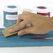 DecoArt Americana Decor® Chalky Finish Tips