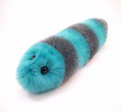 Truman the Snuggle Worm Plush Toy