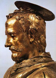 Donatello (Italian, 1386-1466) ~ 1425 ~ Bronze Reliquary of San Rossore ~ Museo Nazionale di San Matteo Pisa, Italy ~ Donato di Niccolò di Betto Bardi, better known as Donatello, was an early Renaissance sculptor from Florence.