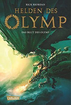 cool Helden des Olymp, Band 5: Das Blut des Olymp