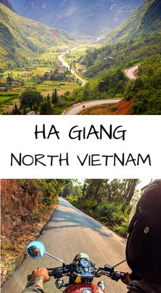 Plan your own motorcycle trip and complete mountainous Ha Giang Loop in Northern Vietnam. You need 3 up to 5 days to see mountainous scenery with limestone karsts, Dong Van National Park (UNESCO), minority villages, the Heaven's Gate pass, Vietnamese North Pole Lung Cu (the most northern point of Vietnam). #vietnam #northvietnam #hagiang #motorcycle #motorbike #motorbiking #motorcycleroute #motorcycletrip #travelvietnam #adventure #adventureinvietnam
