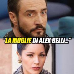 """""""La moglie di Alex Belli..."""". Voce pesantissima attorno al concorrente del GF Vip: """"Io parlo, non mi importano diffide legali"""""""