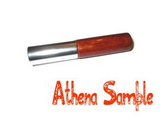 SAMPLE Athena Copper Mineral Lip Gloss by MadeByMandikins on Etsy, $2.00