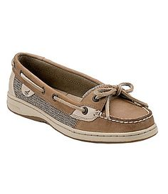 Sperry's  My new shoes, its going to be a comfy summer.