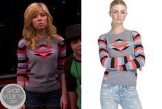 Shop Your Tv: Sam & Cat: Season 1 Episode 5 Sam's Striped Sweater