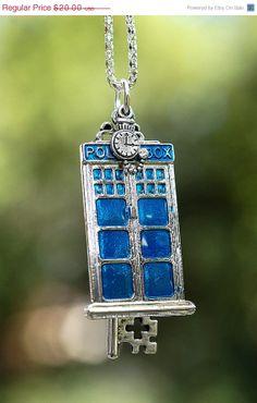 SALE Time Traveler's Pendant by KeypersCove on Etsy, $18.00