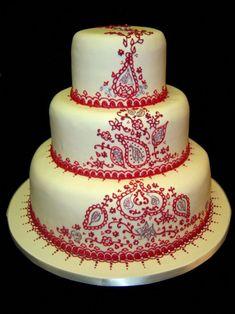 Indian Wedding Theme, Wedding Cake Red, Wedding Cake Prices, Indian Wedding Cakes, Wedding Themes, Sikh Wedding, Wedding Ideas, Indian Weddings, Beautiful Cakes