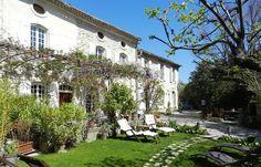 Charmant hôtel dans village provencal antre Avignon et Saint Remy de Provence
