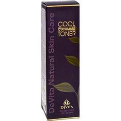 Devita Natural Skin Care Cool Cucumber Toner - 5 oz