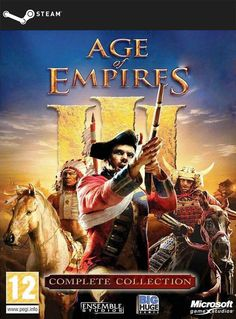 Age of Empires® III: Complete Collection (STEAM GIFT) DIGITAL 10,87€