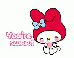 The perfect YoureSweet MyMelody Animated GIF for your conversation. Discover and Share the best GIFs on Tenor. My Melody Wallpaper, Cute Emoji Wallpaper, Star Wars Stickers, Cartoon Stickers, Cartoon Gifs, Cute Cartoon, Rilakkuma, Hug Gif, Hello Kitty My Melody