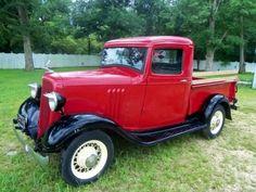 1934 Chevrolet DB Master Commercial 1/2 Ton Pickup