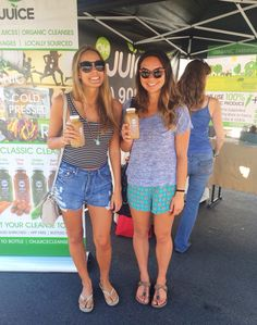 OH! Juice at the Hillcrest Farmer's Market #sandiego #healthy #healthysd