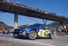 Rallying has THE GREATEST fan base in the world of racing!