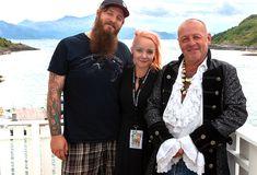 – Jeg skulle egentlig ikke tatovere på blekkfesten på Vennesund!