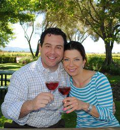 Bryan & Terin Ignozzi of Bryter Estates, Sonoma Valley