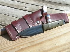 Commissioned knife side