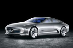 mercedes 2015 concept | Mercedes Concept IAA (IAA 2015): Vorstellung - Bilder - autobild.de