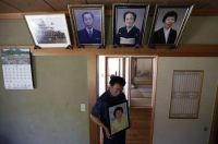 Fukushima farmer takes on TEPCO over wife's suicide