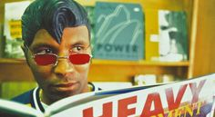 A chat with the always interesting Kool Keith