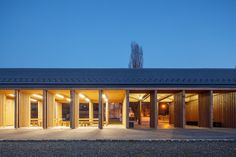 Gallery - Visegad Town Center / aplusarchitects + S73 stúdió - 11