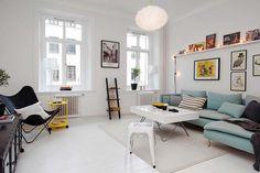 ideas apartamento muebles decoración sala de estar iluminación electrodomésticos estudio fotos