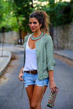 8 casual summer looks - eclectic style - part 5