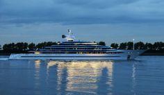 110m Oceanco Project Jubilee named Al Menwar .