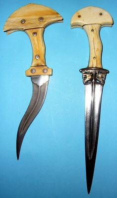 Indian Sword, Muslim Culture, Dagger Knife, Ottoman Empire, Tactical Gear, Swords, Arrows, Knives, Persian