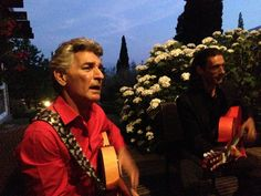 Patchai Reyes Gipsy Kings in Private Birthday Lake Como by Cocoon Events Group