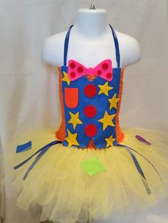 Mr tumbles diy tutu dress very cute!!  Please find me on Facebook - looby loo's handmade crafts!