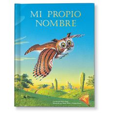 Mi Propio Nombre /My Very Own Name Spanish Personalized Storybook :: For That Occasion