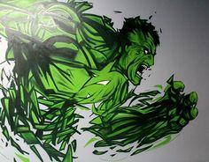 "Check out new work on my @Behance portfolio: ""Ankara Graffiti - Hulk"" http://be.net/gallery/45131871/Ankara-Graffiti-Hulk"