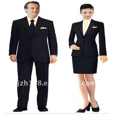 Usher uniforms