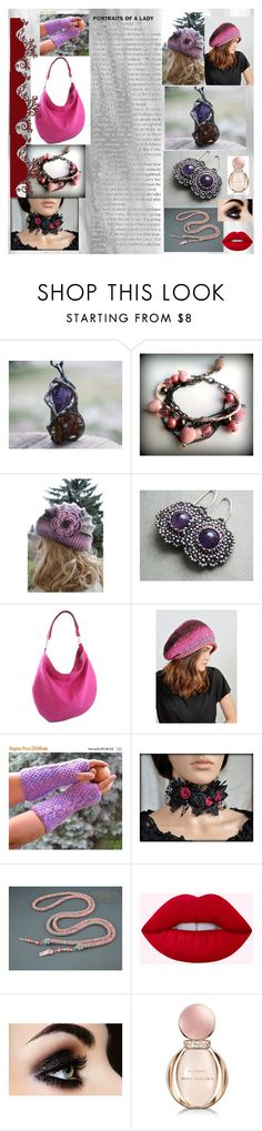 """""""be a woman"""" by iwona-sikorska ❤ liked on Polyvore featuring Bulgari"""