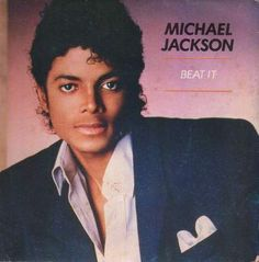 Record of the Year] Beat It - Michael Jackson Beat It Michael Jackson, Record Of The Year, Like Mike, New Bands, Best Artist, Thriller, Music, Joseph, King
