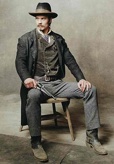 """He will forever be """"Seth Bullock"""" to me.   Deadwood  Justified."""