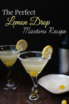You read that right, in honor of my birthday today, I'm sharing with y'all the last lemon drop martini recipe you'll ever need. Last year, on my 35th birthday, a few of the ladies on the street too...
