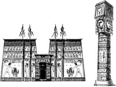 Egyptian Revival architecture definition of Egyptian Revival ...