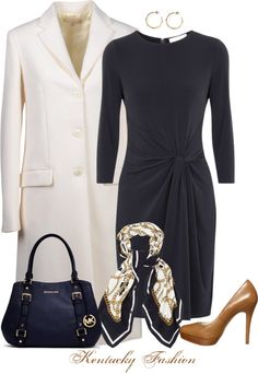 """""""Funeral Director #6"""" by kentuckyfashion on Polyvore"""