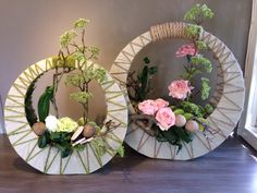 Deco Floral, Arte Floral, Floral Design, Flower Box Gift, Flower Boxes, Flower Centerpieces, Flower Decorations, Easter Crafts, Christmas Crafts